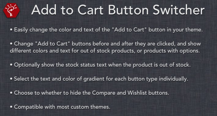 [OLD] Add to Cart Button Switcher