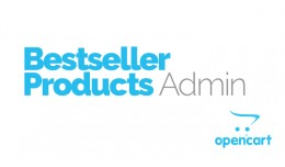 Bestseller Products Admin
