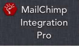 (2.x/3.x) MailChimp Integration Pro