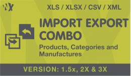 Import Export Combo Multilanguage (1.5x, 2.x and..