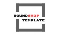 RoundShop - multipurpose adaptive template