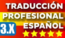Spanish 3.X - 2.X | N. 1 EN VENTAS