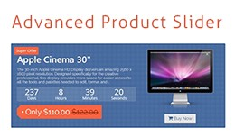 Advanced Product Slider V3 for opencart