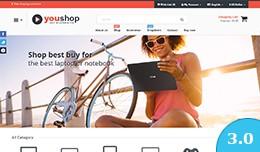 You Shop - Opencart Theme