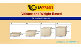 LPexpress terminals volume  and weight based shi..