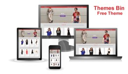 Free Opencart Fashion Theme