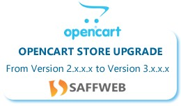 Opencart upgrade from version 2 to the latest ve..