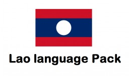 Lao language Pack OC3x
