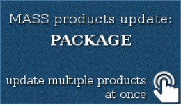 MASS Products Update PACKAGE