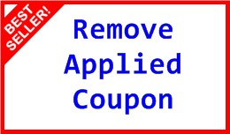 Remove Applied Coupon