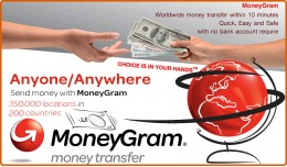 MoneyGram for OC 3.x (logo included in checkout)