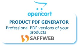 Product Page PDF Generator