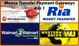 Money Transfer Payment Gateways