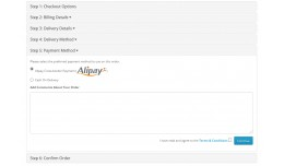 Alipay Cross-border Website Payment FOR V2.3