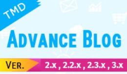 Advance Blog Module