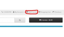 Remove Wish List from Header – OpenCart 3.x [O..