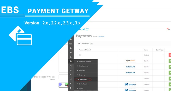 EBS Payment Getway