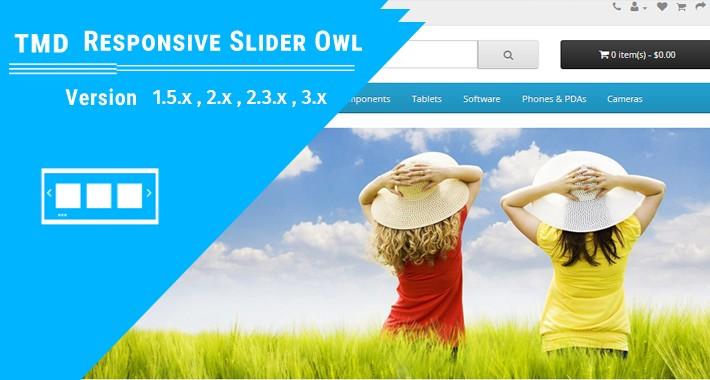 owl slider opencart (1.5.x,2.x & 3.x)