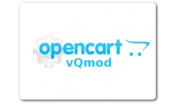 Integrated VQmod for OpenCart