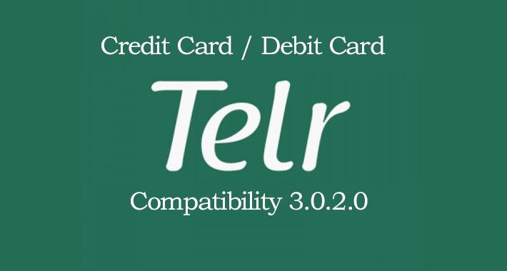 Credit /Debit Card (Telr)