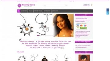 Chakra Healing Jewellery