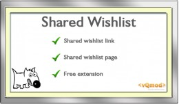 Shared Wish List