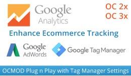 Google Analytics Enhance Ecommerce, Adwords Tag ..