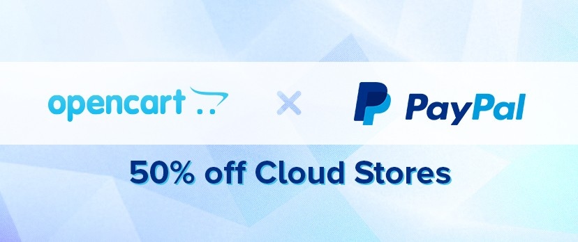 Three ways an OpenCart Cloud store is better with PayPal powered by Braintree.