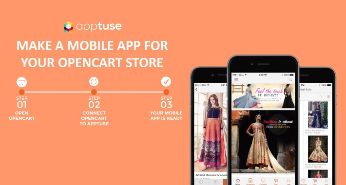 Apptuse - Mobile App for Your Opencart Store