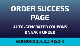 Order Success Page