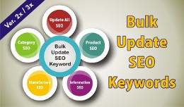Bulk Update SEO Keywords