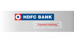 HDFC Bank Payment Gateway (credit/debit card)
