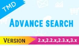 advance search module