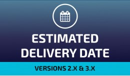 Estimated Delivery Date