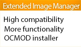 Extended File & Image Manager (Elfinder)