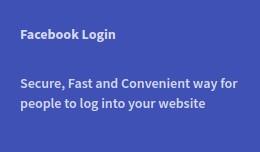 Facebook Login [Original]