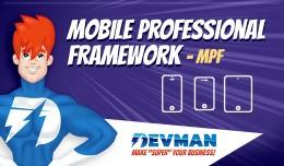 Mobile Professional Framework - MPF - Template O..