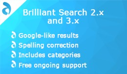 Brilliant Search 2.x and 3.x