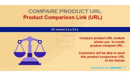Product compare Link (URL)