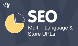 Multi Language and Store URLs
