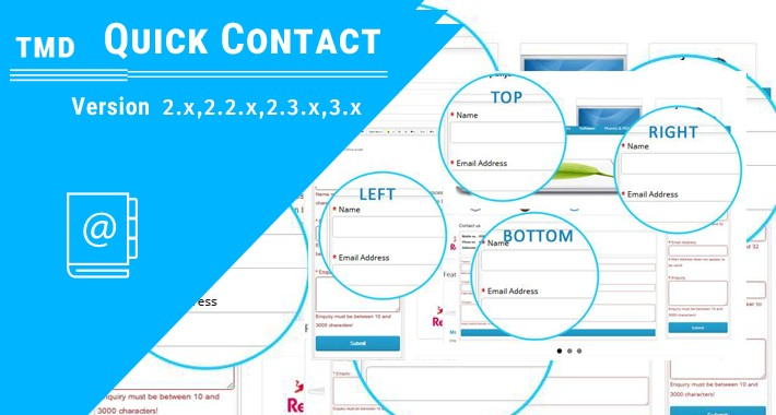 Quick Contact opencart