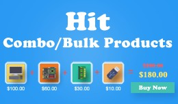 Add Combo / bulk Products to cart.