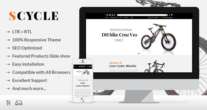 Scycle Opencart Theme - OPCADD033