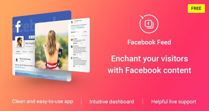 Facebook Feed module for OpenCart