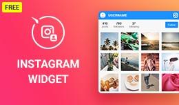 Instagram Widget for OpenCart