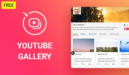YouTube Video Gallery - Module for OpenCart