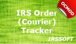 IRS Order (Courier) Tracker(ocmod)