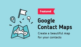 Google Contact Maps With Own Markers (Store Loca..