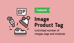 Image Product Tag