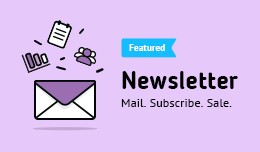 Newsletter (Newsletter Marketing - Subscription)